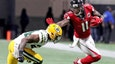 Shannon Sharpe delivers exceptionally high praise for Falcons WR Julio Jones
