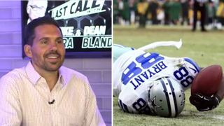 Dean Blandino explains why he trolled Dallas Cowboys fans on Twitter | LAST CALL