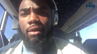 'On The Bus': Giants safety Landon Collins talks about taking on the Eagles in Week 3