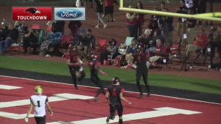 Week 4: Marquis Spiker glides into the end zone