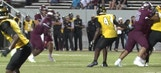 Mt. Pleasant vs. Sherman | High School Scoreboard Live