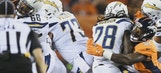 New city, but Chargers still come up just short in loss to Broncos