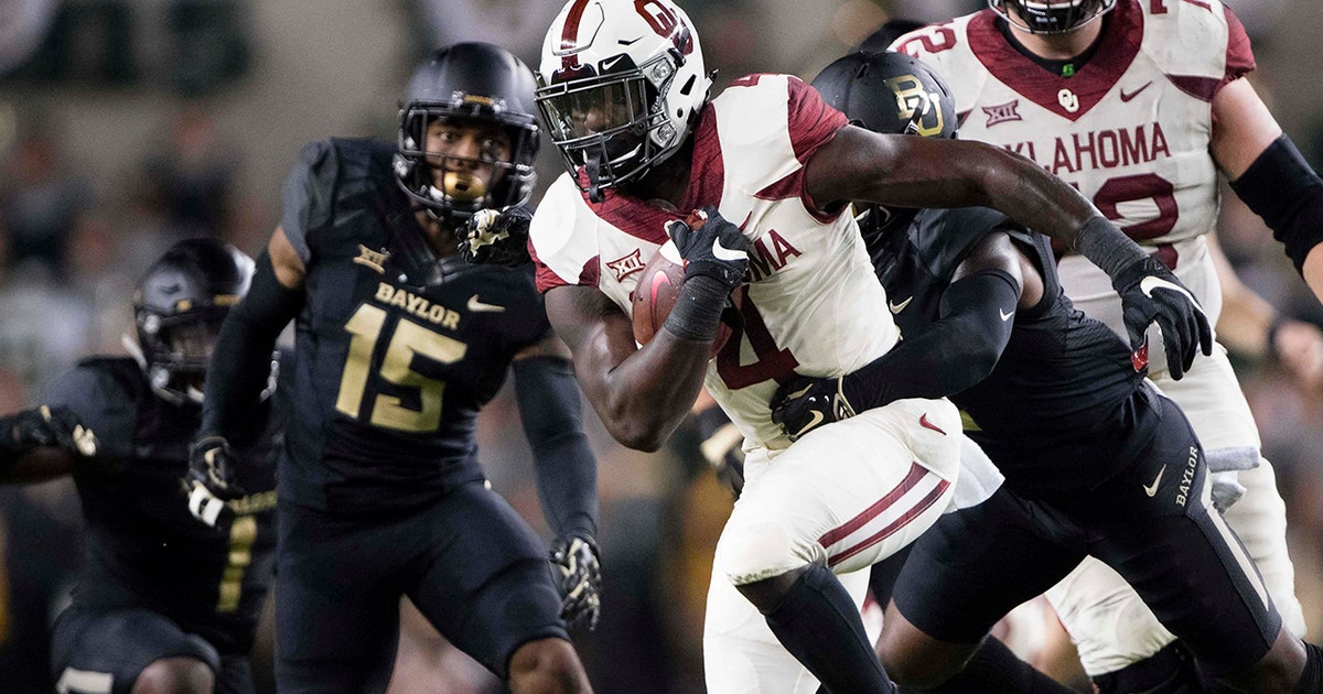 No. 3 Oklahoma escapes the upset, hangs on to beat Baylor 49-41 (VIDEO) | FOX Sports