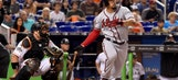 Braves LIVE To Go: Braves can't keep up as Marlins get off to fast start