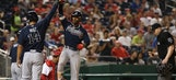 Braves LIVE To GO: Foltynewicz exits early, Albies homers in loss to Nationals