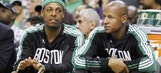 Paul Pierce wants to bury the hatchet with Ray Allen – Kristine and Colin React
