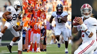 Joel Klatt's top 10 rankings through Week 4 | FOX COLLEGE FOOTBALL