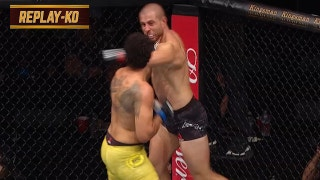 Gökhan Saki breaks down his brutal KO from Fight Night 117 in Japan over the weekend