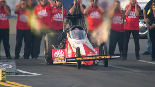 Day one qualifying highlights from the Dodge NHRA Nationals at Reading