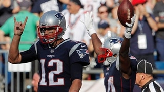 Skip Bayless: 'Tom Brady isn't getting older, he's actually getting better'