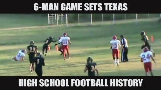 247 Points Scored In Texas High School Football Game | The Scoop