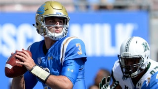 Josh Rosen's 5 touchdown passes lead UCLA to 56-23 rout of Hawaii