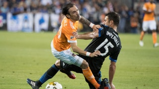 San Jose Earthquakes vs. Houston Dynamo | 2017 MLS Highlights