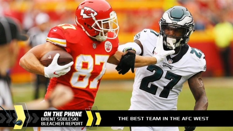 Who is the best team in the AFC West?