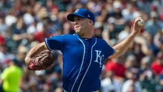Danny Duffy: 'I was happy with my effort' against Indians