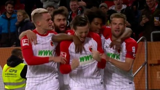 FC Augsburg vs. RB Leipzig | 2017-18 Bundesliga Highlights