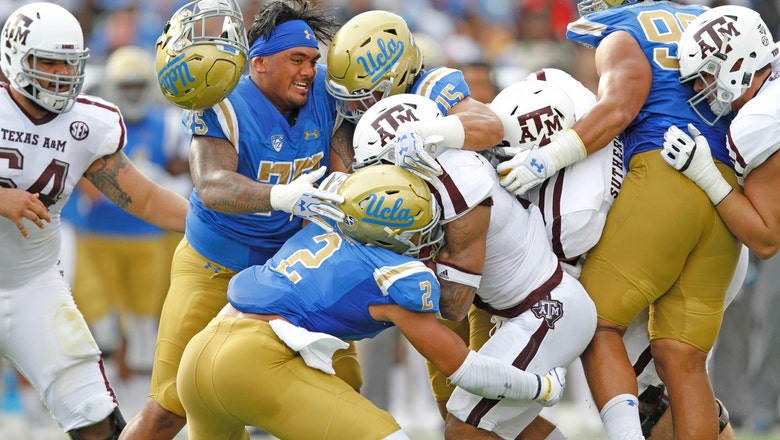 Gallery: Rosen leads UCLA past Texas A&M for epic comeback victory
