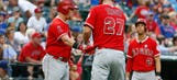 Kole Calhoun comes up big in 10th as Angels beat Rangers on FS1