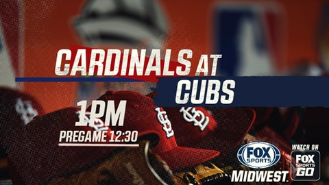 Cardinals at Cubs — Preview