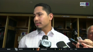 Carlos Carrasco doesn't know why he's so good on the road