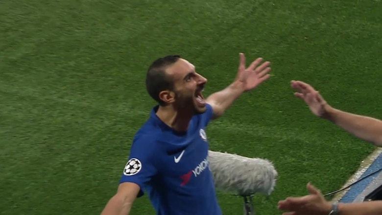 Chelsea vs. Qarabag | 2017-18 UEFA Champions League Highlights