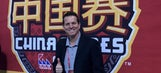 O'Neal Overseas: Patrick O'Neal behind-the-scenes with LA Kings in China (VIDEO)