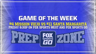 Game of the Week: No. 4 Mission Viejo at No. 11 Santa Margarita