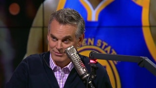 There is one NBA team that completely perplexes Colin Cowherd right now