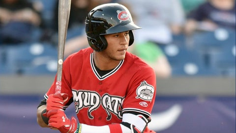 Jake Gatewood (1st round comp., 2014), 3b, Carolina/Biloxi
