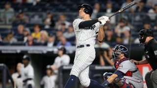Is Aaron Judge making an AL MVP push?