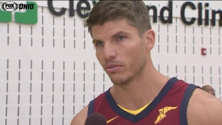 Kyle Korver reflects on first season with Cavs