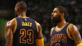 Shannon Sharpe: 'At the end of the day, this is all about Kyrie'