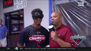 Francisco Lindor on winning with his team: 'There's nothing better than this.'