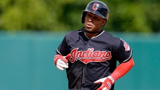 WATCH: Lindor smashes go-ahead three-pointer to put Cleveland on top