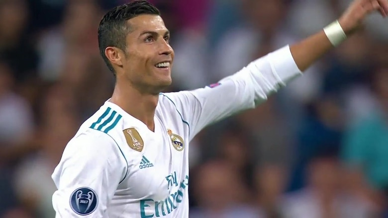 Ronaldo bags brace as Real Madrid roll past APOEL | Champions League Highlights