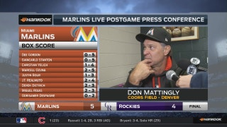 Don Mattingly: 'The guys are battling'