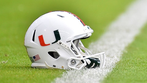 #16 Miami Hurricanes