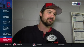 Andrew Miller thinks he has plenty of room for improvement