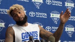 Should Giants be concerned about Odell Beckham Jr.'s decision-making?