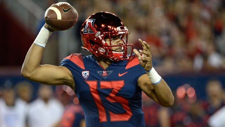 Hoosiers add graduate transfer quarterback from Arizona