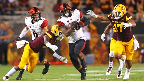 San Diego State to Test Mettle Against Sun Devils