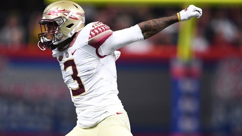 3. Welcome back, Derwin James