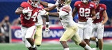 Seminoles' road to CFP gets that much more daunting with loss, Deondre Francois injury