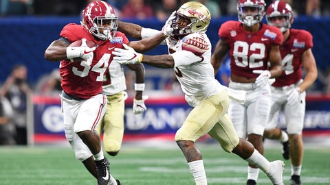 Seminoles' road to CFP gets that much more daunting with Deondre Francois injury