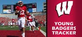 Badgers RB Taylor has strong ending to memorable regular season