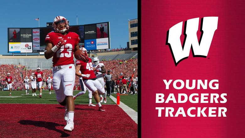 Freshman RB Taylor already makes mark in Badgers record books