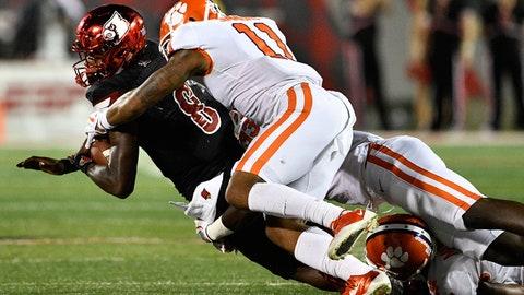 FALL GUYS: Lamar Jackson QB Louisville