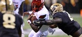 Boilermakers can't contain Jackson in 35-28 loss to Louisville