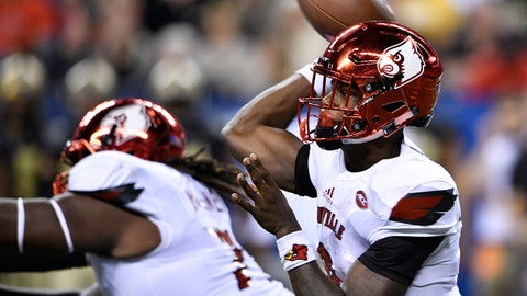Heisman Forecast: Lamar Jackson has chance to add muscle to repeat bid, put Louisville firmly in CFP picture vs. No. 3 Clemson