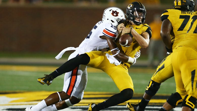 Mizzou's struggles continue with 51-14 loss to Auburn